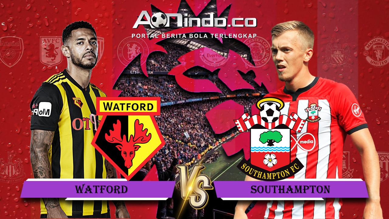Prediksi Skor Watford vs Southampton