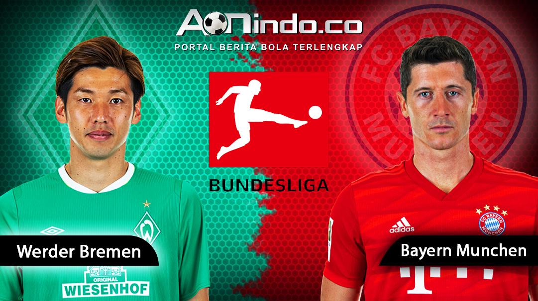 Prediksi Skor Werder Bremen vs Bayern Munchen