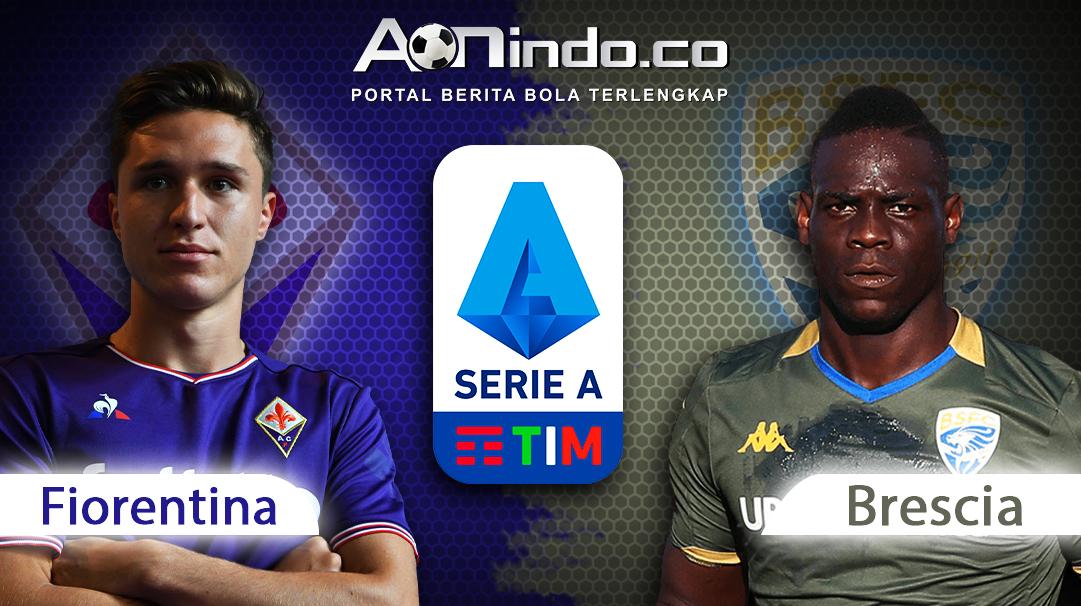 Prediksi Skor Fiorentina vs Brescia