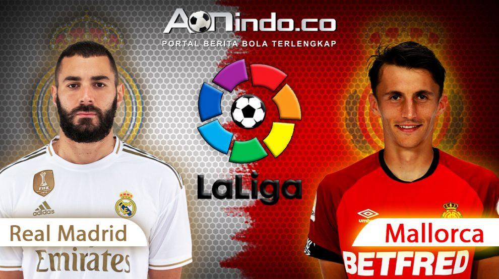 Prediksi Skor Real Madrid vs Mallorca