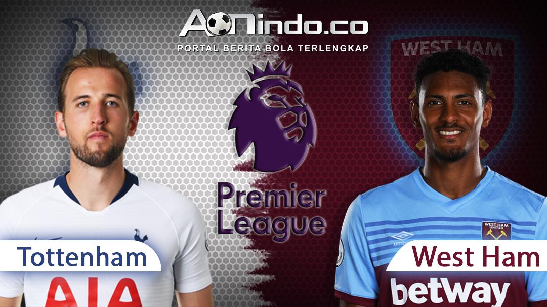 Prediksi Skor Tottenham Hotspur vs West Ham