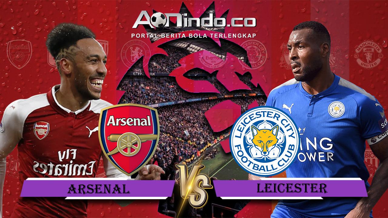 Prediksi Skor Arsenal Vs Leicester