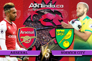 Prediksi Skor Arsenal vs Norwich City