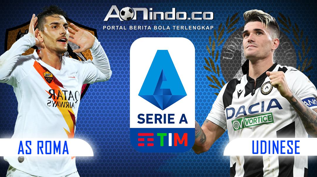 Prediksi Skor Roma vs Udinese