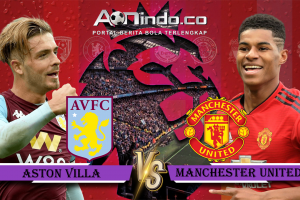 Prediksi Skor Aston Villa vs Manchester United
