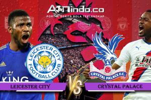 Prediksi Skor Leicester City vs Crystal Palace
