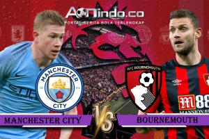 Prediksi Skor Manchester City vs Bournemouth