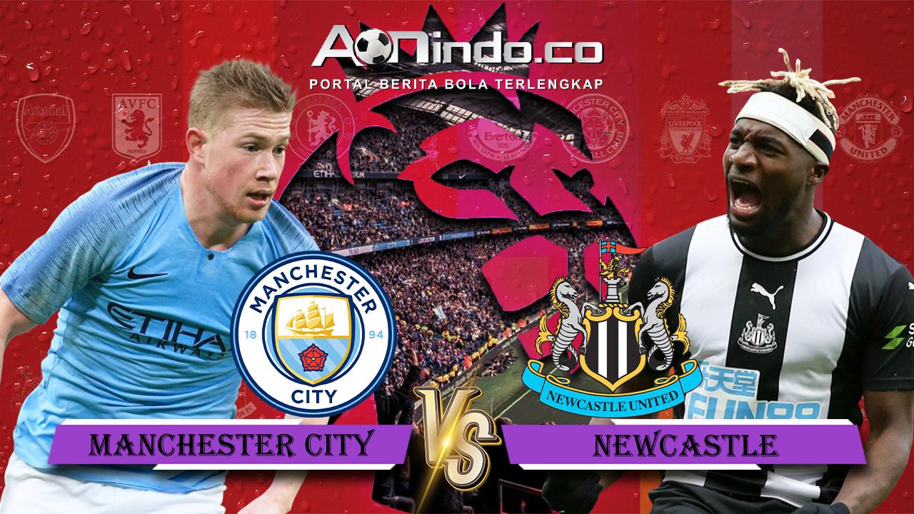 Prediksi Skor Manchester City vs Newcastle United