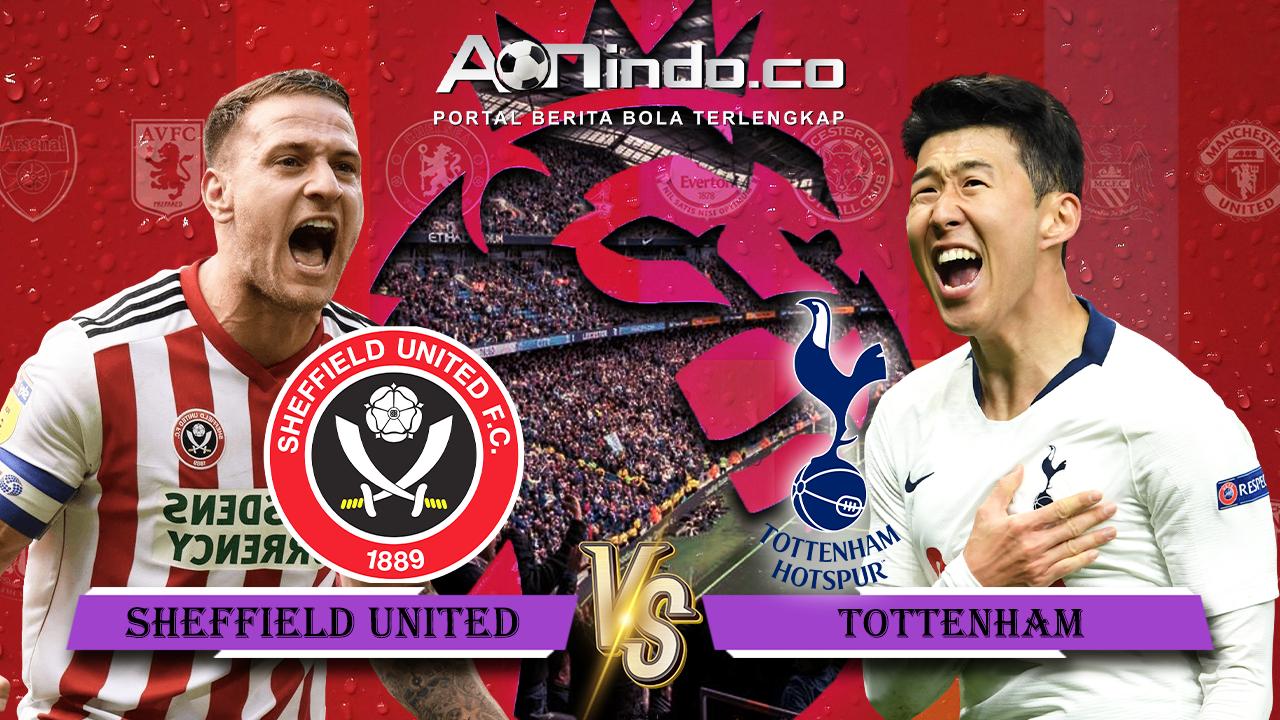 Prediksi Skor Sheffield United vs Tottenham Hotspur