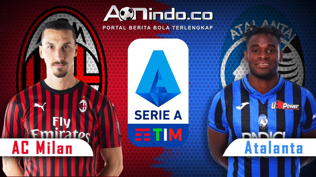 Prediksi Skor AC Milan vs Atalanta
