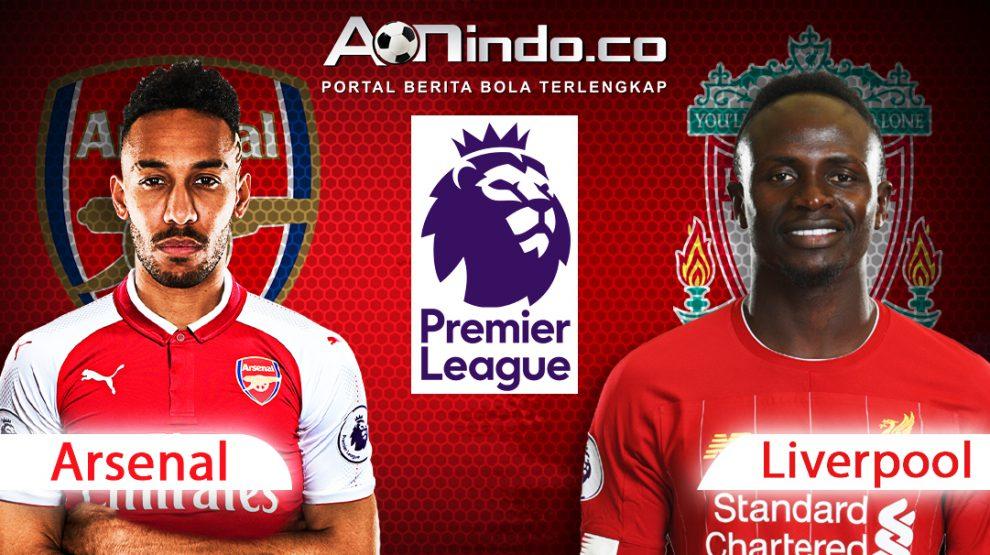 Prediksi Skor Arsenal vs Liverpool