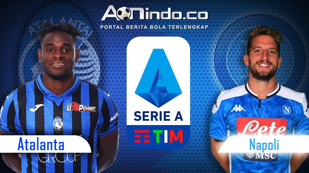 Prediksi Skor Atalanta vs Napoli