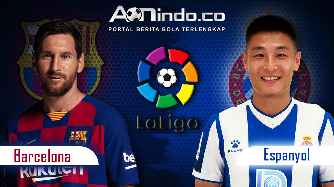 Prediksi Skor Barcelona vs Espanyol