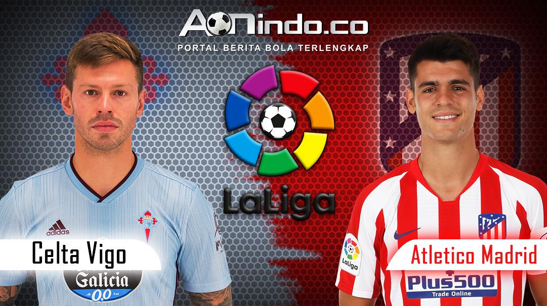 Prediksi Skor Celta Vigo vs Atletico Madrid
