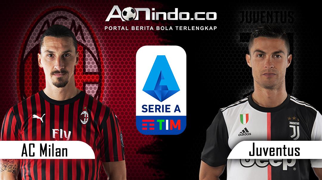 Prediksi Skor AC Milan vs Juventus