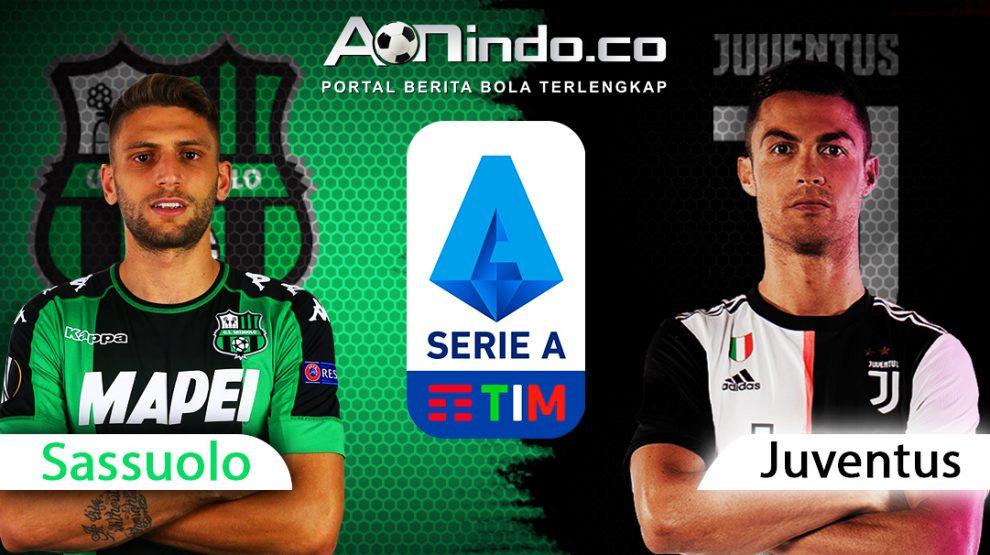 Prediksi Skor Sassuolo vs Juventus