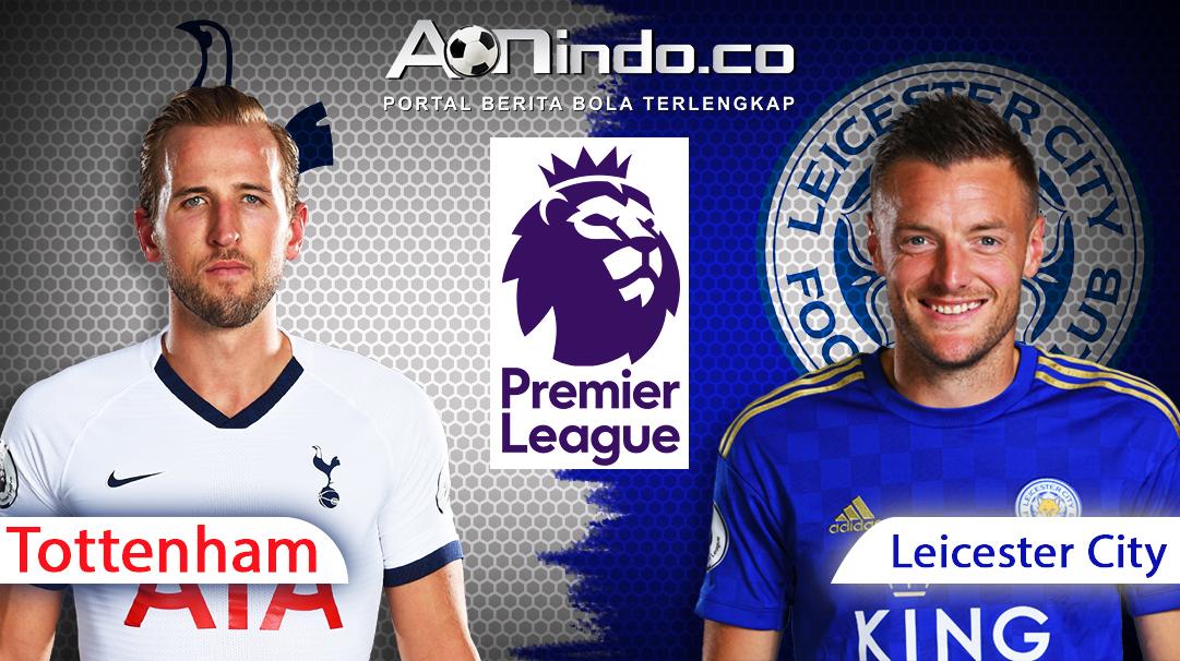 Prediksi Skor Tottenham Hotspur vs Leicester City