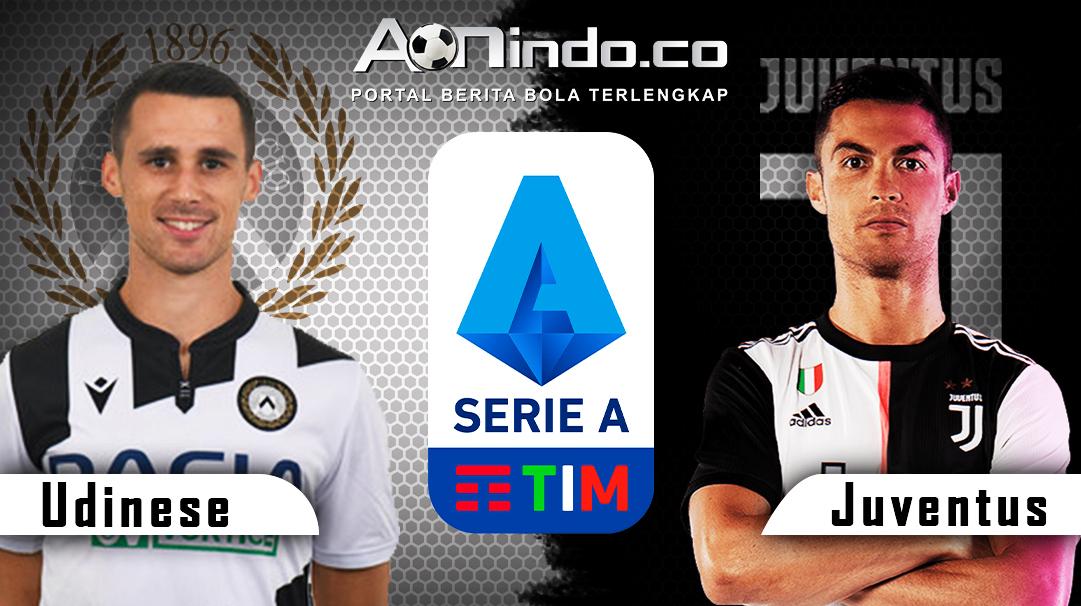 Prediksi Skor Udinese vs Juventus