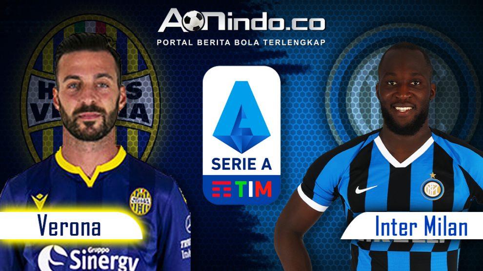 Prediksi Skor Verona vs Inter Milan