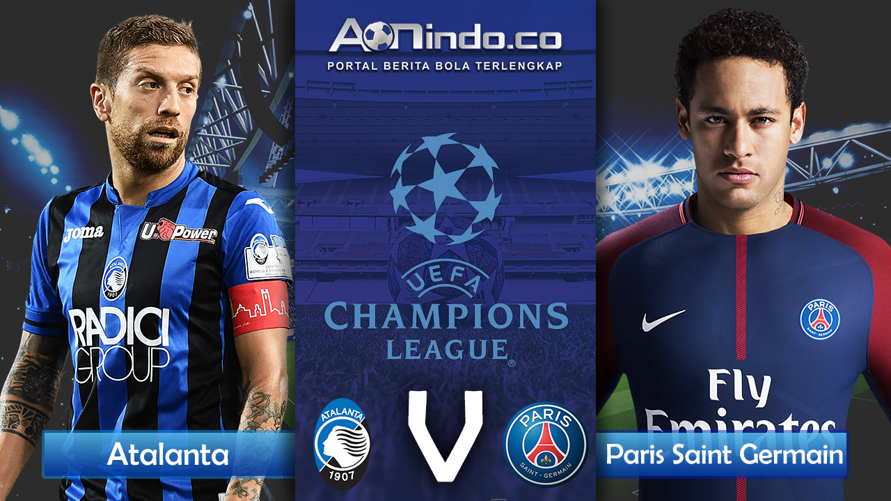 Prediksi Skor Atalanta Vs Paris Saint Germain