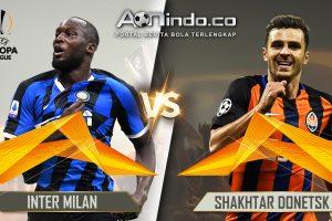 Prediksi Skor Inter Milan Vs Shaktar Donetsk
