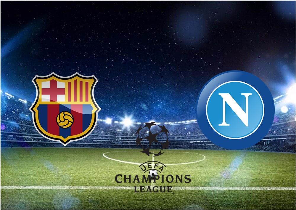Prediksi Skor Barcelona Vs Napoli