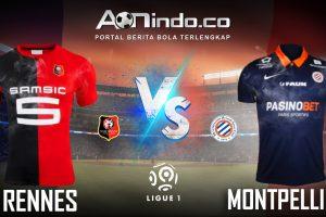 Prediksi Skor Rennes vs Montpellier