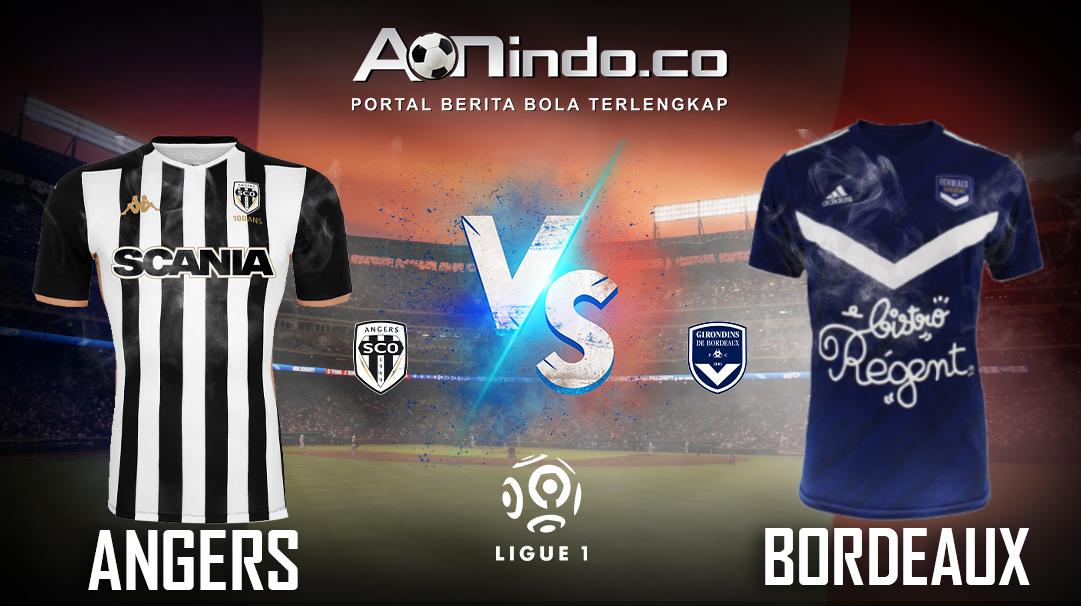 Prediksi Skor Angers vs Bordeaux