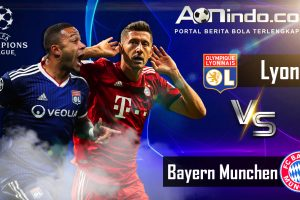 Lyon vs Bayern Munchen