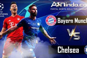 Prediksi Skor Bayern Munchen vs Chelsea