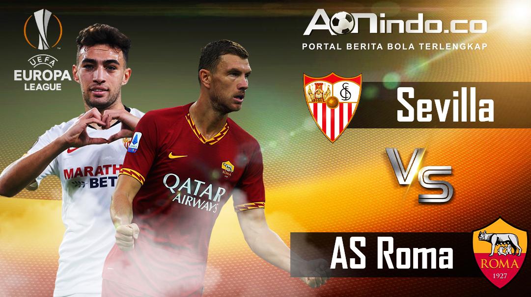 Prediksi Skor Sevilla vs AS Roma