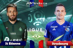 Prediksi Skor St Etienne vs Strasbourg