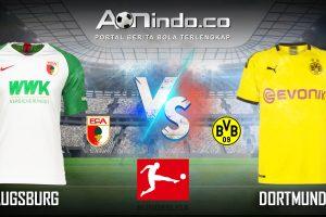 Prediksi Skor Augsburg vs Dortmund