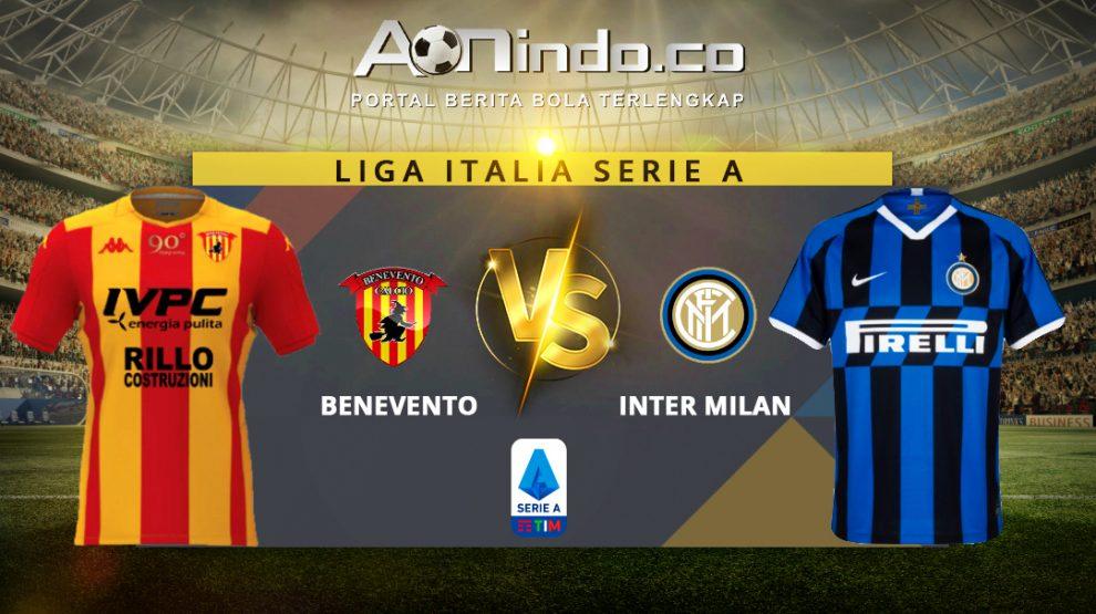 Prediksi Skor Benevento Vs Inter Milan
