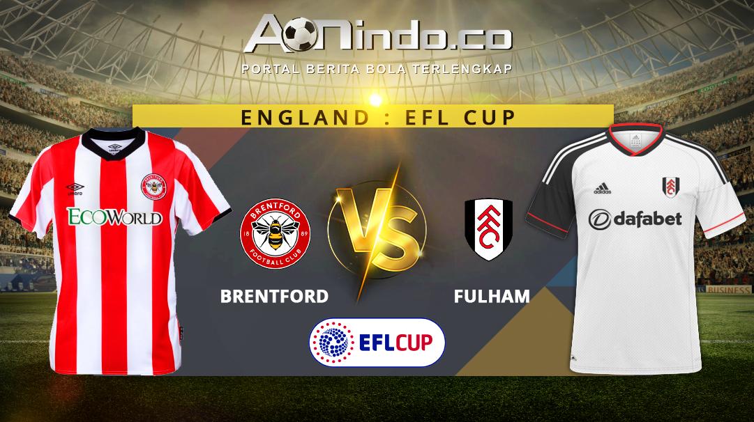 Prediksi Skor Brentford vs Fulham