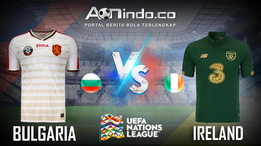Prediksi Skor BULGARIA vs IRLANDIA