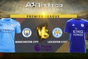 Prediksi Skor Manchester City vs Leicester