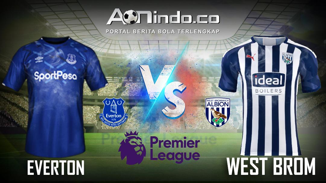 Prediksi Skor Everton vs West Brom