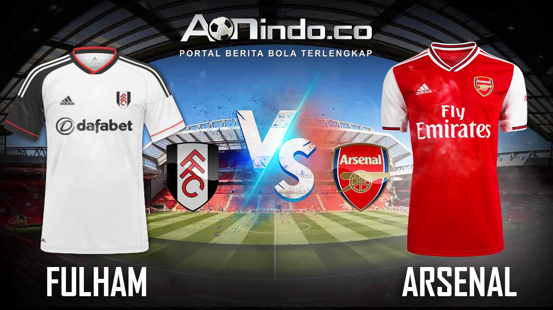 Prediksi Skor Fulham Vs Arsenal