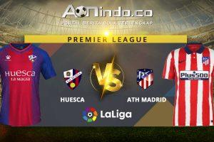 Prediksi Skor Huesca Vs Atletico Madrid