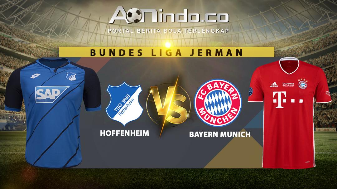 Prediksi Skor Hoffenheim vs Bayern Munich