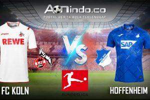 Prediksi Skor FC Koln vs Hoffenheim