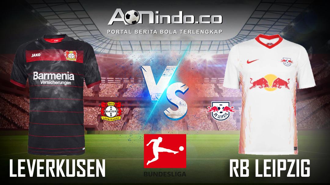 Prediksi Skor Bayer Leverkusen vs RB Leipzig