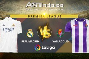 Prediksi Skor Real Madrid vs Valladolid