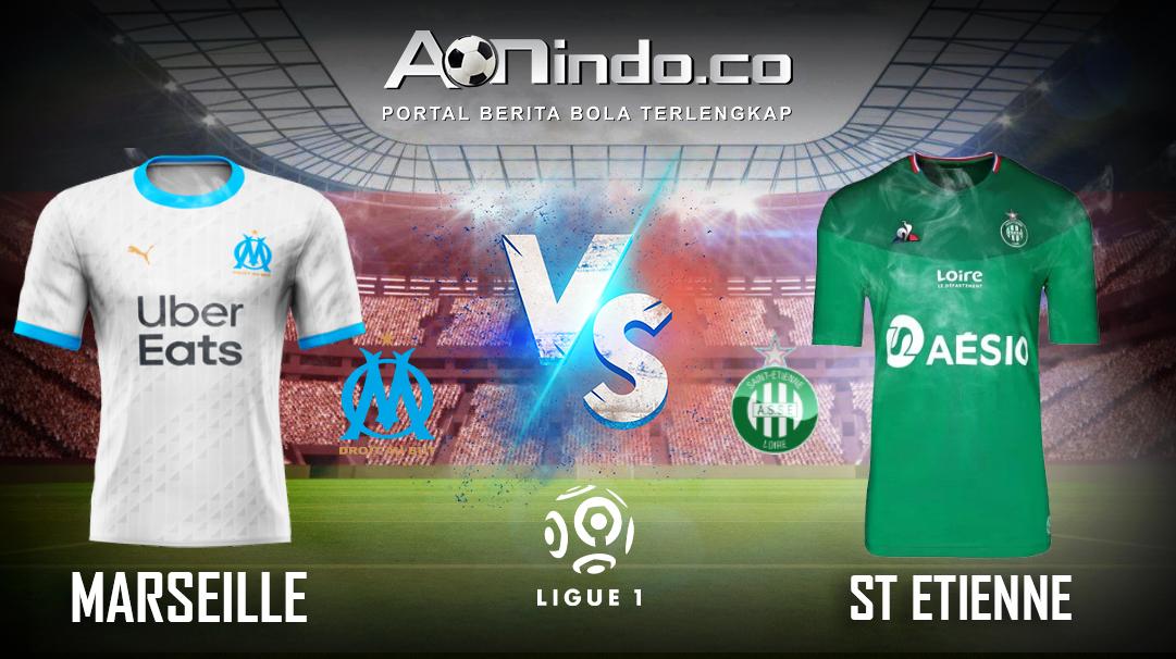Prediksi Skor Marseille vs St Etienne