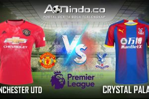 Prediksi Skor Manchester United vs Crystal Palace