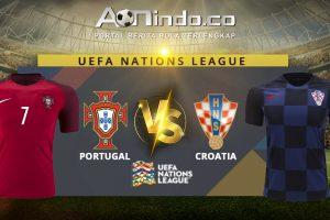 Prediksi Skor Portugal vs Kroasia