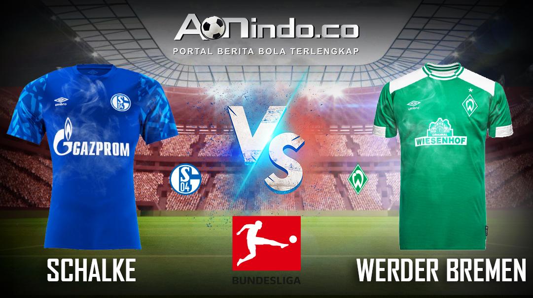 Prediksi Skor Schalke vs Werder Bremen