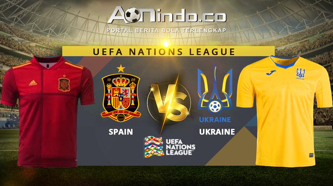 Prediksi Skor Spanyol vs Ukraina
