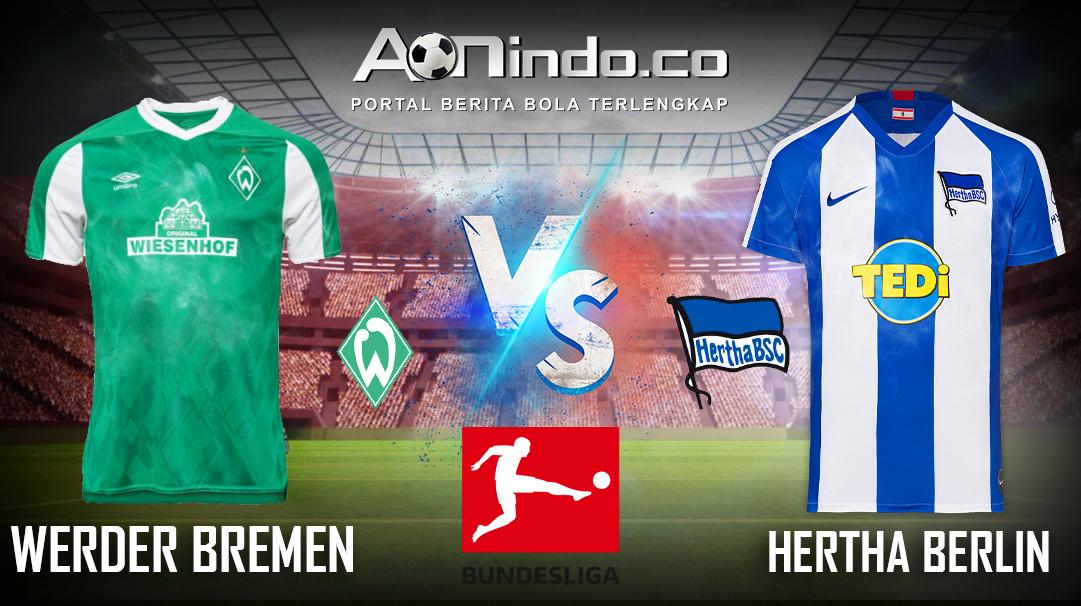 Prediksi Skor Werder Bremen Vs Hertha Berlin